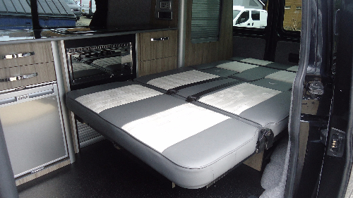 New Style Washington Campervan Bed Seat Tested Order
