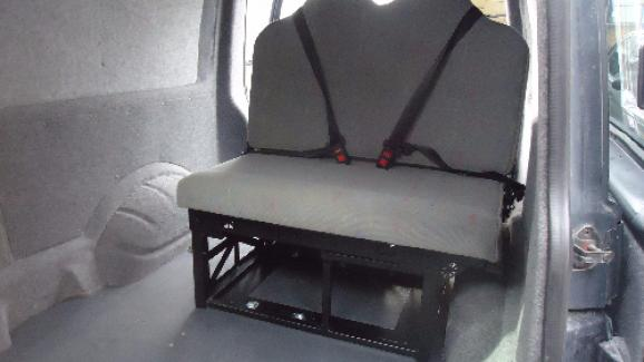 New Style Nlbd1 Richmond Campervan Seatbed
