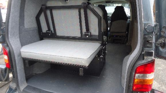 New Style Richmond 1m Wide Campervan Bed Seat Order Online