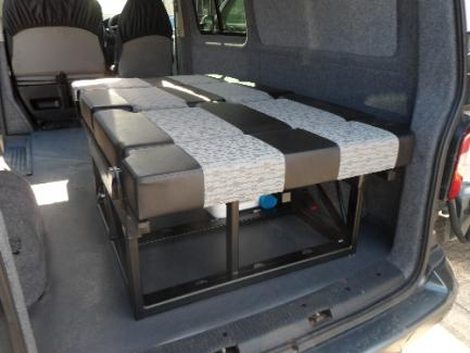 New Style Washington Left Hand Drive Campervan Bed Seat